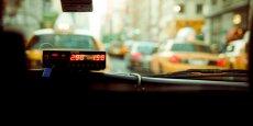 Les prix des courses (des taxis) ont augmenté deux fois plus que l'inflation entre 2005 et 2015, note une étude de la Paris School of Economics.
