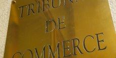 Sept nouveaux juges ont été installés au tribunal de commerce de Saint-Etienne.