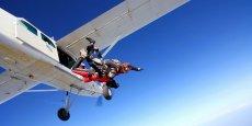 Saut en parachute dans les cieux de Buenos-Aires