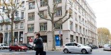 Au 58 avenue Foch, dans le 6è arrondissement de Lyon, le siège de la Chambre de métiers et de l'artisanat du Rhône a été vendu.
