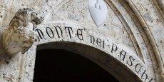 La banque Monte dei Paschi di Siena a vu son action chuter de près de 43% depuis le 1er janvier.
