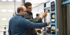 En 2014, la région Rhône-Alpes comptait 40 478 apprentis.
