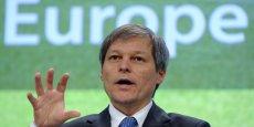 Dacian Cioloș, le nouveau Premier ministre de la Roumanie.