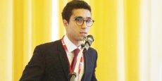 Saad JAMAL, président de l'AMGE.