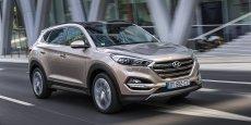 Hyundai Tucson a été lancée en septembre et a déjà conquis plus de 85.000 clients en Europe.