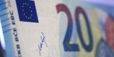 De nouvelles coupures de 20 euros ont été mises en circulation en novembre 2015.