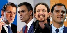 Le jeu à quatre de la politique espagnole ne semble pas trouver d'issue pour l'instant.