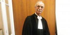 Gérard Perre, président du tribunal de commerce de Bordeaux