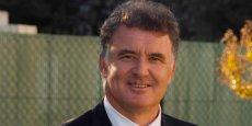Éric Chaveroche est élu à ce poste pour un peu moins de deux ans