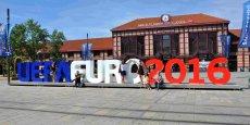La Ville de Saint-Etienne accueillera samedi son dernier match dans le cadre de l'Euro 2016.