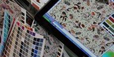 Le textile est un support de communication pour les entreprises.