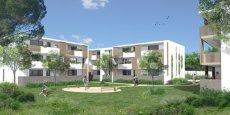Les Jardins de la Gardiole, à Frontignan, seront livrés par Kalithys en mars 2016.