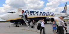 Fin 2016, Ryanair desservira pour la première fois plus d'aéroports principaux que secondaires.