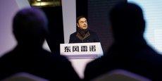 Carlos Ghosn inaugure la première usine de Renault en Chine qui fabriquera 150.000 voitures par an, voire 300.000 à terme.