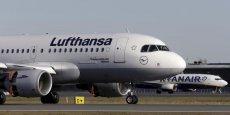 Lufthansa a profité de la baisse des cours du pétrole en 2015, et devrait encore économiser 4,8 milliards en 2016.