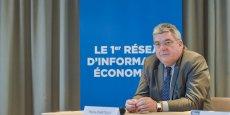 Pierre Dartout, préfet de Région ALPC, rappelle que l'emploi, la formation et la baisse du coût du travail sont des priorités pour l'Etat.