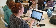 RailsGirLy : une journée d'initiation gratuite à la programmation informatique réservée aux femmes.