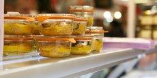 Les professionnels du foie gras redoutent une chute des ventes à l'approche des fêtes de fin d'année.