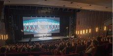 L'industrie du cinéma fait partie des secteurs culturels soutenus par la région Auvergne-Rhône-Alpes