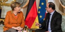 Cette rencontre à huis clos se tient à quelques jours d'un sommet européen les 18 et 19 février à Bruxelles.