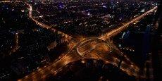 Une vue de Pékin.