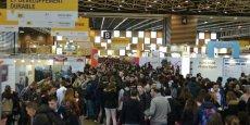 Le Mondial des métiers a attiré 123 504 visiteurs cette année.