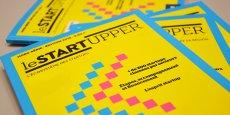 La 1re édition du Startupper sera disponible chez les marchands de journaux à partir du 9 avril.