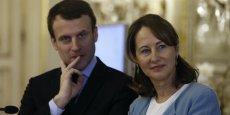 Une cinquantaine de projets seront sélectionnés et pourront rejoindre un incubateur GreenTech au sein du ministère de l'Ecologie, où ils bénéficieront d'un soutien financier et technique, ont annoncé Ségolène Royal et Emmanuel Macron.