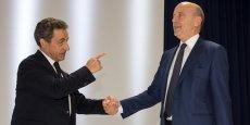 Avec 44% des intentions de vote à la primaire, Alain Juppé devance nettement Nicolas Sarkozy de douze points et plus franchement encore ses autres concurrents déclarés ou pressentis.