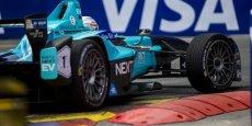 Le 23 avril prochain, ce sont dix-huit monoplaces 100% électriques qui s'affronteront dans le cadre du championnat du monde de Formule E.