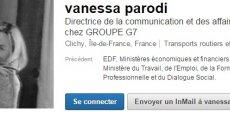 Avant de rejoindre EDF, Vanessa Parodi, venant de Bercy, est passée devant la Commission de déontologie, afin qu'elle valide l'absence de tout conflit d'intérêt.