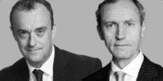 Philippe Bruneau et Jean-Yves Mercier