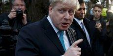 Le maire de Londres fera campagne en faveur du brexit.