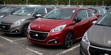 En février, les achats d'automobiles ont progressé de 3,1% sur un an