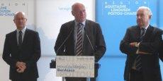 Jean-Luc Gleyze, Alain Rousset, Dominique Bussereau