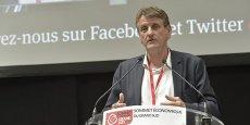 Jean-François Macaire, vice-président de la région ALPC en charge des finances est en difficulté