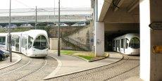 Le Tram T2  sera étendu de Perrache à Suchet à l'horizon fin 2019.
