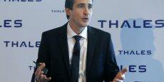 Patrice Caine veut transformer Thales en un acteur majeur du monde du numérique.