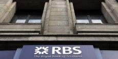 RBS a prévenu qu'un éventuel passage du taux directeur de la BoE en territoire négatif pourrait la conduire à facturer les dépôts de sa clientèle professionnelle.