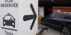 Laurent Grandguillaume suggère entre autres la mise en place d'un fonds de garantie pour cessation d'activité consisterait à mettre à disposition des conducteurs de taxis un capital retraite basé sur la valeur d'acquisition de leur ADS (licence), tenant compte de l'inflation, en échange de leur retrait du marché.