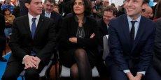 Manuel Valls, Myriam El Khomri et Emmanuel Macron profitent des deux semaines qui restent avant l'examen en conseil des ministres du projet de loi travail pour tenter de déminer le terrain ... Ce n'est pas gagné