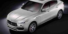 La Levante, premier SUV de Maserati a réalisé quasiment la moitié des ventes de Maserati en France en 2016, sur quatre mois.