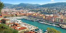 Le port de Nice est l'un des sujets évoqués sur la plateforme de démocratie participative.