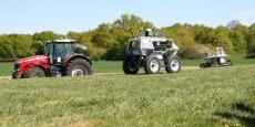 L'AgroTechnoPôle sera notamment spécialisé dans la robotique agricole.