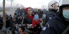 Plus de 1,25 million de demandes d'asile, principalement de Syriens, d'Afghans et d'Irakiens, ont été déposées l'an dernier dans l'UE.