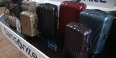Samsonit a annoncé neuf acquisitions depuis 2012, dont celle du français Lipault.