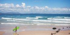 Votre nouvelle devise est toute trouvée : sea, surf and sun !