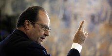 En déplacement à Venise, François Hollande veut poursuivre le dialogue dans le cadre de la réforme du marché du travail.