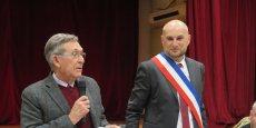 Laurent Chérubin succède à Claude Ducert à la Mairie de Labège