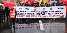 Les manifestations de la CGT continueront pendant l'Euro 2016